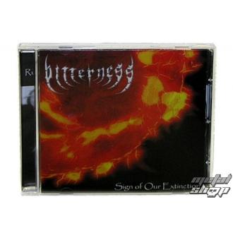 CD-uri Amărăciune 'Semn de Al nostru Extincţie 1', NNM, Bitterness