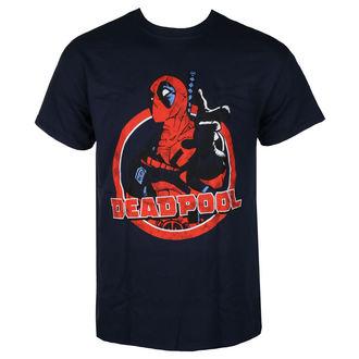 tricou cu tematică de film bărbați Deadpool - LOGO POINT - LIVE NATION, LIVE NATION