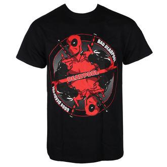 tricou cu tematică de film bărbați Deadpool - BAD GOOD - LIVE NATION, LIVE NATION