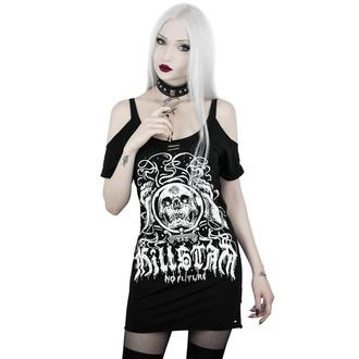 tricou femei - Clairvoyant Distressed - KILLSTAR - KSRA001839