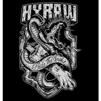 tricou hardcore bărbați - RIDE THE SNAKE - HYRAW