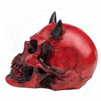 Decorațiune ALCHEMY GOTHIC - Crimson Demon Skull, ALCHEMY GOTHIC