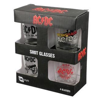 Shoturi (set) AC / DC - GB posters, GB posters, AC-DC