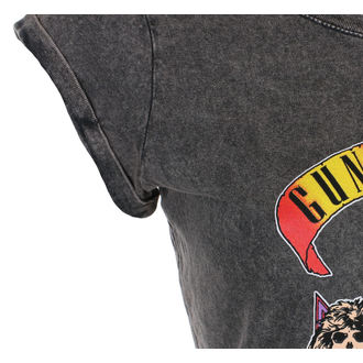 tricou stil metal femei Guns N' Roses - Appetite For Destruction - ROCK OFF, ROCK OFF, Guns N' Roses