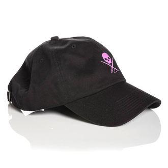 Șapcă SULLEN - POP BADGE - BLACK / PINK, SULLEN