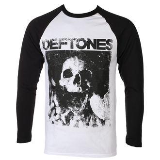 tricou stil metal bărbați Deftones - SKULL - PLASTIC HEAD, PLASTIC HEAD, Deftones