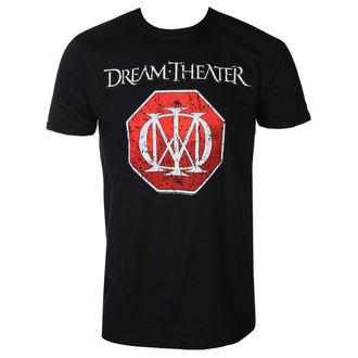 tricou stil metal bărbați Dream Theater - RED LOGO - PLASTIC HEAD, PLASTIC HEAD, Dream Theater
