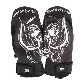 Mănuși (mănuși cu un deget) Motorhead - Mountain Mitt - Black, NNM, Motörhead