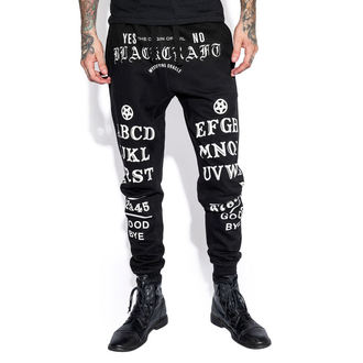 Pantaloni unisex (pantaloni de trening) BLACK CRAFT - Ouija, BLACK CRAFT