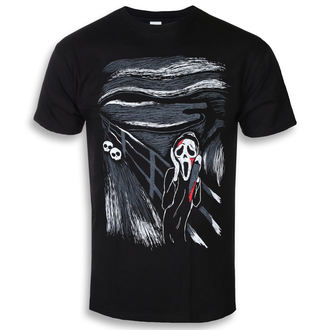 Tricou bărbătesc GRIMM DESIGNS - THE SCREAM, GRIMM DESIGNS