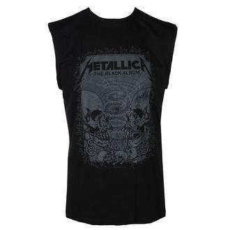 Maieu bărbătesc tip tank Metallica - AMPLIFIED, AMPLIFIED, Metallica