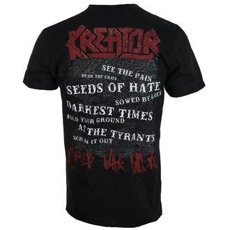 tricou stil metal bărbați Kreator - World war now - NUCLEAR BLAST, NUCLEAR BLAST, Kreator