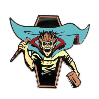 Insignă Iron Maiden - Legacy of the Beast - Vampir Vânător Eddie, Iron Maiden