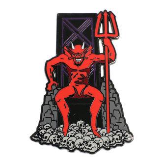 Insignă Iron Maiden -Legacy of the Beast - The Beast, Iron Maiden