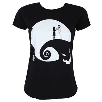 tricou cu tematică de film femei Nightmare Before Christmas - MOON BOOGIE - PLASTIC HEAD, PLASTIC HEAD