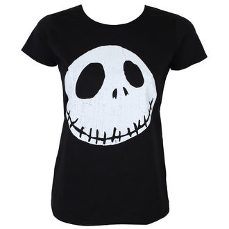tricou cu tematică de film femei Nightmare Before Christmas - CRACKED FACE - PLASTIC HEAD, PLASTIC HEAD