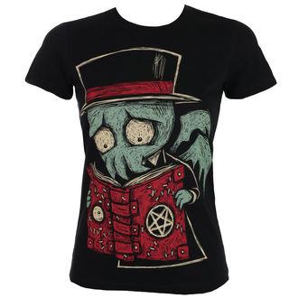 tricou hardcore femei - The Necromancer - Akumu Ink, Akumu Ink