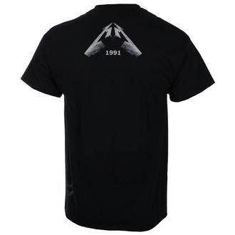 tricou stil metal Metallica - Black Album Faded - NNM, NNM, Metallica