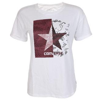 tricou de stradă femei - Dot Camo Star Feasy - CONVERSE, CONVERSE