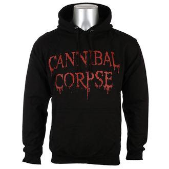 hanorac cu glugă bărbați Cannibal Corpse - DRIPPING LOGO - PLASTIC HEAD, PLASTIC HEAD, Cannibal Corpse