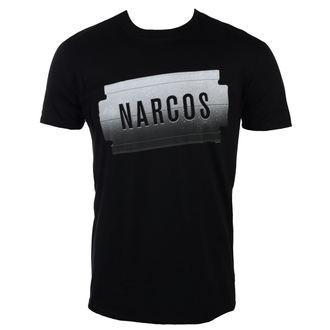 tricou cu tematică de film bărbați Narcos - BLADE - PLASTIC HEAD, PLASTIC HEAD
