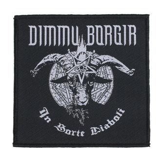 Plasture Dimmu Borgir - In Sorte Dlaboll - RAZAMATAZ, RAZAMATAZ, Dimmu Borgir