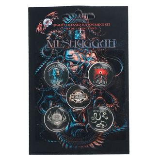 Insigne Meshuggah - 1Aolent Sleep Of Reason, RAZAMATAZ, Meshuggah