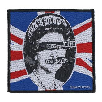 Petic Sex Pistols - God Save The Queen - RAZAMATAZ, RAZAMATAZ, Sex Pistols