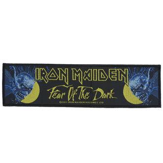 Petic Iron Maiden - Fear 01 The Dark - RAZAMATAZ, RAZAMATAZ, Iron Maiden