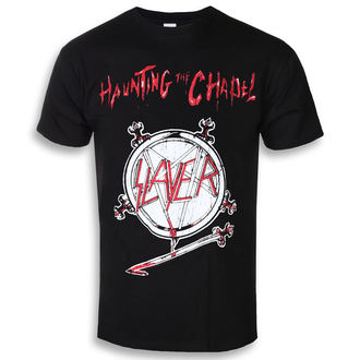 tricou stil metal bărbați Slayer - Haunting The Chapel - ROCK OFF, ROCK OFF, Slayer