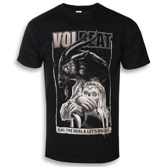 tricou stil metal bărbați Volbeat - Boogie Goat - ROCK OFF, ROCK OFF, Volbeat