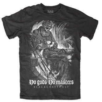 tricou bărbați - Burning King - BLACK CRAFT, BLACK CRAFT