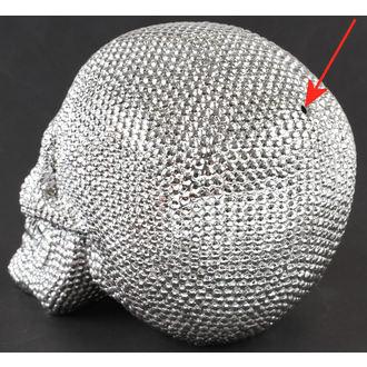 decor Craniu - Silver - 78/5744 - DETERIORATĂ, NNM