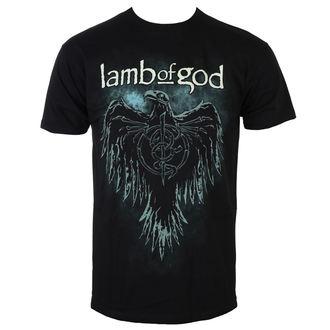 Tricou bărbătesc Lamb Of God - Phoenix - Black - ROCK OFF, ROCK OFF, Lamb of God