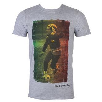 tricou stil metal bărbați Bob Marley - Rasta Football - ROCK OFF, ROCK OFF, Bob Marley