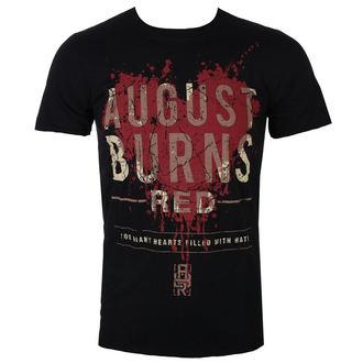 tricou stil metal bărbați August Burns Red - Heart Filled - ROCK OFF, ROCK OFF, August Burns Red