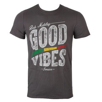 tricou stil metal bărbați Bob Marley - Good Vibes - ROCK OFF, ROCK OFF, Bob Marley