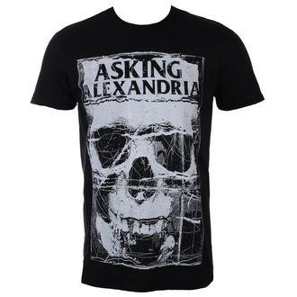 tricou stil metal bărbați Asking Alexandria - FACIAL - PLASTIC HEAD, PLASTIC HEAD, Asking Alexandria