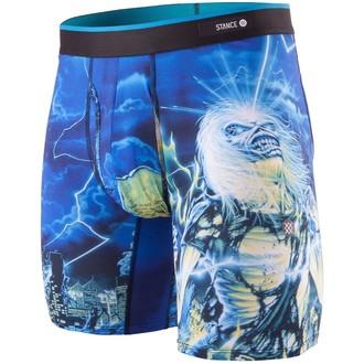 Pantaloni scurți tip boxeri Iron Maiden - STANCE - Negru, STANCE, Iron Maiden