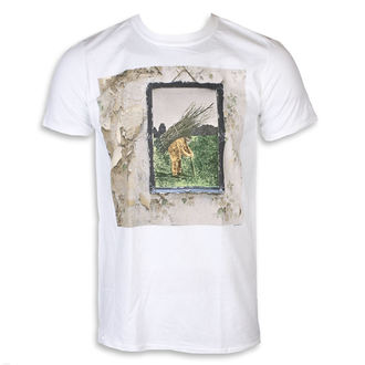 tricou stil metal bărbați Led Zeppelin - IV ALBUM COVER - PLASTIC HEAD, PLASTIC HEAD, Led Zeppelin