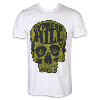 tricou stil metal bărbați Cypress Hill - SKULL LOGO - PLASTIC HEAD, PLASTIC HEAD, Cypress Hill