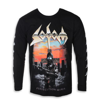tricou stil metal bărbați Sodom - PERSECUTION MANIA - PLASTIC HEAD