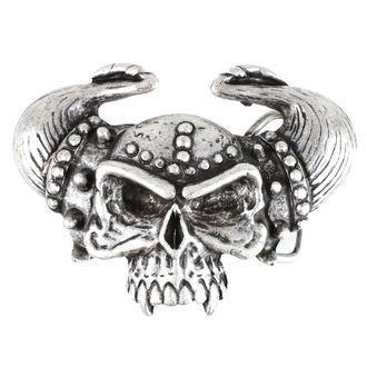 Cataramă de curea ETNOX - Viking Skull, ETNOX