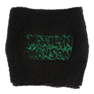 Brăţară MARILYN MANSON - LOGO - RAZAMATAZ, RAZAMATAZ, Marilyn Manson