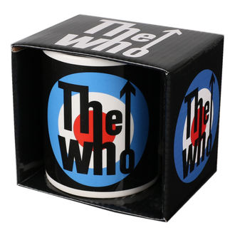 Cană The Who - ROCK OFF, ROCK OFF, Who