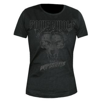 tricou stil metal femei Powerwolf - Werewolves - NUCLEAR BLAST, NUCLEAR BLAST, Powerwolf
