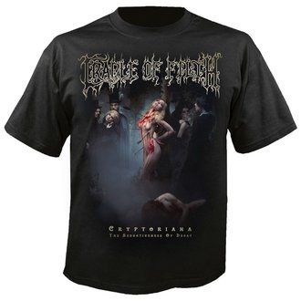 tricou stil metal bărbați Cradle of Filth - Exquisite torments await - NUCLEAR BLAST, NUCLEAR BLAST, Cradle of Filth