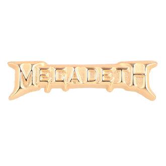 Insignă MEGADETH - ROCK OFF, ROCK OFF, Megadeth