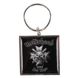 Breloc chei (pandantiv) Motörhead - ROCK OFF, ROCK OFF, Motörhead