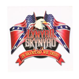 Magnet Lynyrd Skynyrd - ROCK OFF, ROCK OFF, Lynyrd Skynyrd